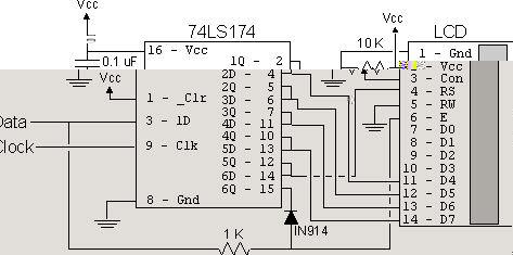 Interfacing to Hitatchi 44780 Based LCDs